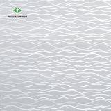 Certificado ISO de materiales de construcción de techo metálico de aluminio con un diseño moderno