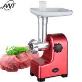 600W de gran rendimiento cortadora de carne con bandeja de plástico
