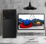 Nuevo sistema de refrigeración plantilla privada populares chasis ATX de PC de escritorio