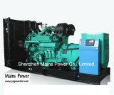 produzione di energia diesel standby del generatore Vta28-G5 Cummins di 700kVA 560kw