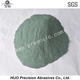 Grano verde del carburo di silicone F120 utilizzato in strumento abrasivo legato