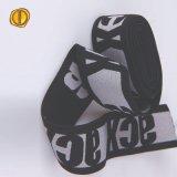 Sinicline 2.5cm het Zwarte Embleem Afgedrukte Elastiekje van de Breedte voor Ondergoed