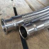 Tubo flessibile dell'acciaio inossidabile con montaggio filettato