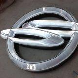 Kundenspezifische amerikanische Geschäfts-Vakuumbeschichtung-Auto-Firmenzeichen-Zeichen-acrylsauerfertigung für Chevrolet