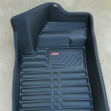 3D/5D Diseño OEM Non-Slip Alfombrillas coche XPE PVC/Car Fabricante