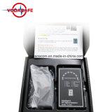 Detector de señal de RF de profesionales con el único ajuste de sensibilidad de dos etapas + lente Anti espionaje Buscador