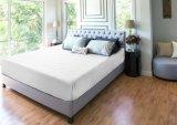 寝具によってキルトにされる合われたマットレスパッド(女王) -マットレスのカバーの伸張16インチまで深い-マットレスの上層