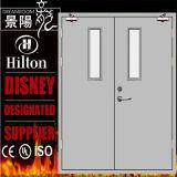 UL verzeichnete 180 Minuten/3 Stunden der 8X8FT Stahl-Feuer bewertete Tür-