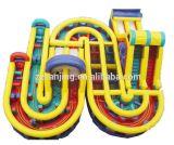 Scivolo gonfiabile esterno Colourful di prezzi di fabbrica, Bouncer gonfiabile