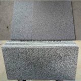 China polierte G603, Sesam-Weiß, Bianco graue Granit-Kristallfliese für Fußboden/Wand/Jobstepps