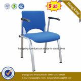 金属フレーム(HX-PLC012)が付いているプラスチック折りたたみ椅子