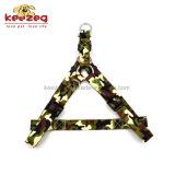 Los &Leashes de nylon del collar del harness del perro de la impresión de la transferencia separan corresponder con (KC0107)