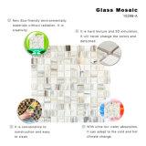 Los materiales de construcción Backsplash gris suministran el azulejo del vidrio manchado de Canadá