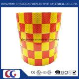 Type en gros bande r3fléchissante de peigne de miel de PVC d'approvisionnement pour améliorer la sûreté