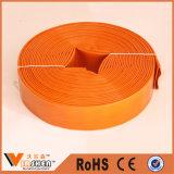 Mangueira flexível do PVC Layflat do jardim