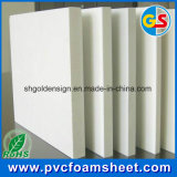 Высокое качество твердой и решительной ПВХ Celuka лист с высокой плотностью установки