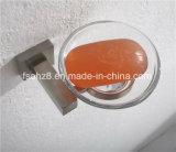 Acessórios para banheiro durável Suporte de prato de sabão único em aço inoxidável (Ymt-2602)