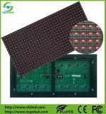 LEIDENE van de Kleur van de in het groot P10 LEIDENE Module van de Vertoning LEIDENE van de Openlucht Enige Rode P65 Vertoning van Shenzhen Module