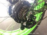 20 pulgadas de la grasa plegable bicicleta eléctrica con batería de ion de litio Emtb