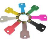Mecanismo impulsor dominante colorido del flash del USB de la dimensión de una variable con insignia de la impresión