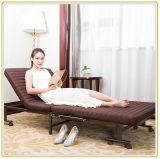 Высокое качество японских Futon кровать с подлокотником и колеса
