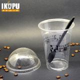 [16وز] مستهلكة صنع وفقا لطلب الزّبون بلاستيكيّة محبوبة فنجان مع غطاء