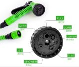 Nettoyage de l'outil de lavage de voiture Pulvérisateur d'eau de lavage flexible de tuyauterie de jardin