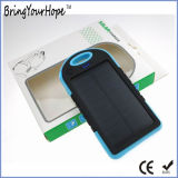 3000Мач водонепроницаемый солнечная энергия банк зарядное устройство (XH-PB-043)