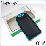 3000mAhは防水する太陽エネルギーバンクの充電器(XH-PB-043)を