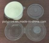Máquina de hacer la tapa de la copa de plástico
