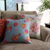 Печать 45x45см квадратных Plycotton декоративными подушками на кушетку