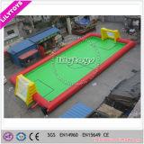 Aufblasbarer Fußballplatz-aufblasbarer Fußballplatz für Verkauf