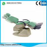 Zubehör, das zahnmedizinischen Stuhl mit drehbarem Kasten faltet