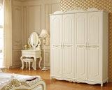 Muebles caseros adultos lujosos franceses del conjunto de dormitorio