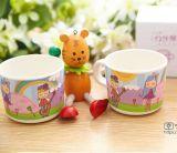 Design tendance Fibre de bambou Kids Cup (YK-CP1017)