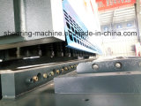 Машина гильотины листа металла режа, машина автоматической плиты листа металла режа