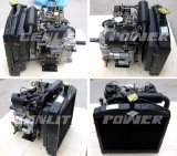Barco pequeño Utilice Changchai EV80 motor diesel