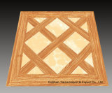 Azulejo de suelo rústico de la porcelana del material de construcción 600X600m m (TJ6623)
