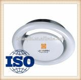 Válvula de disco de aço da válvula de suprimento de ar da alta qualidade com núcleo ajustável
