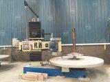 Granite& 대리석을%s Zmfx-2500 란 모자 그리고 기초 단면도 돌 커트 기계