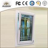 A manufatura da boa qualidade personalizou a volta Windowss da inclinação de UPVC