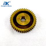 Stahl CNC-Bearbeitungs Pulley mit hoher Qualität