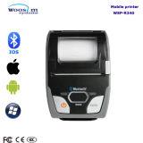 Impresora sin hilos del recibo la termal del móvil 58m m de Bluetooth
