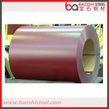 La bobine en acier de PPGI/a enduit la bobine en acier galvanisée/bobine d'une première couche de peinture laminée à chaud