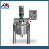 El tanque de mezcla líquido de la calefacción eléctrica
