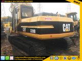 Utiliser la machinerie de construction/Caterpillar Excavateur 320b/Cat Excavatrice à chenilles 320b