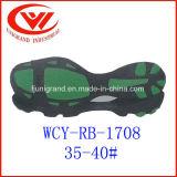 2017new Form GummiOutsole mit der Fußball-Schuh-Herstellung
