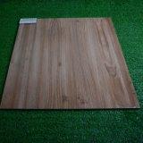 Azulejo de suelo rústico de madera de la porcelana de la tarifa barata del material de construcción (los 60*60cm)