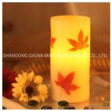 Lampada domestica della candela della decorazione LED, lampada della candela del LED