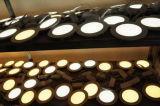 Quadratischer Typ eingebettete 6W LED Instrumententafel-Leuchte mit Cer-Bescheinigung